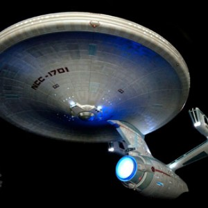 Enterprise Refit Artisan Replica