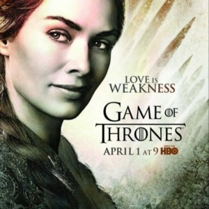A Game of Thrones Cersei Lannister