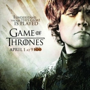 A Game of Thrones Tyrion Lannister