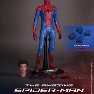 The Amazing Spider-Man Hot Toys Figure