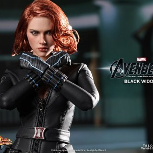 Avengers Movie Hot Toys Black Widow