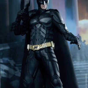 The Dark Knight Rises Hot Toys