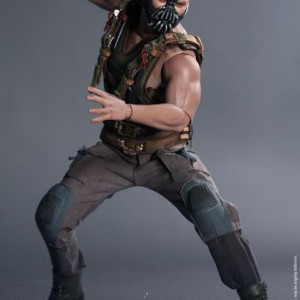 The Dark Knight Rises Bane Hot Toys Figure