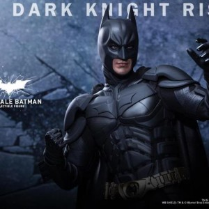 The Dark Knight Rises Hot Toys Figure