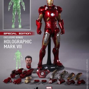 Hot Toys Iron Man Mark VII