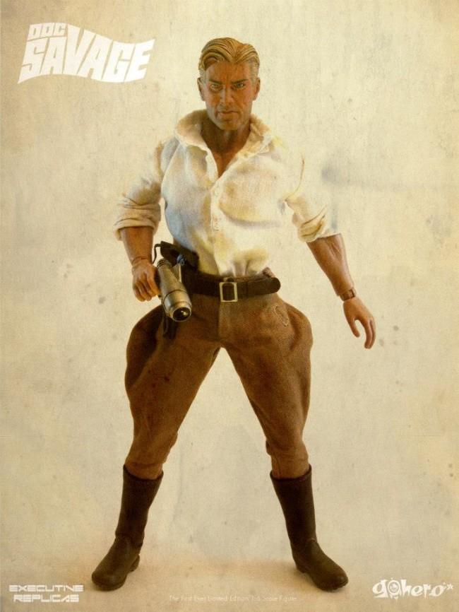 Golden Age Doc Savage