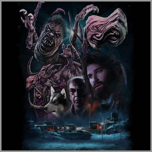 The Thing 1982 T-Shirt