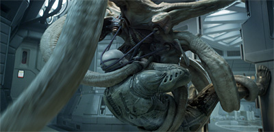 The octopus-thing from Prometheus