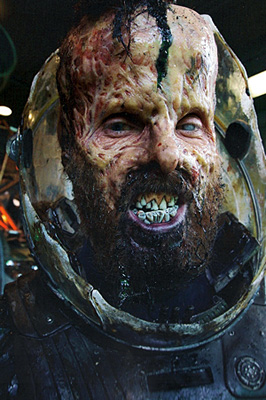 Infected crewmember Fifield in Prometheus