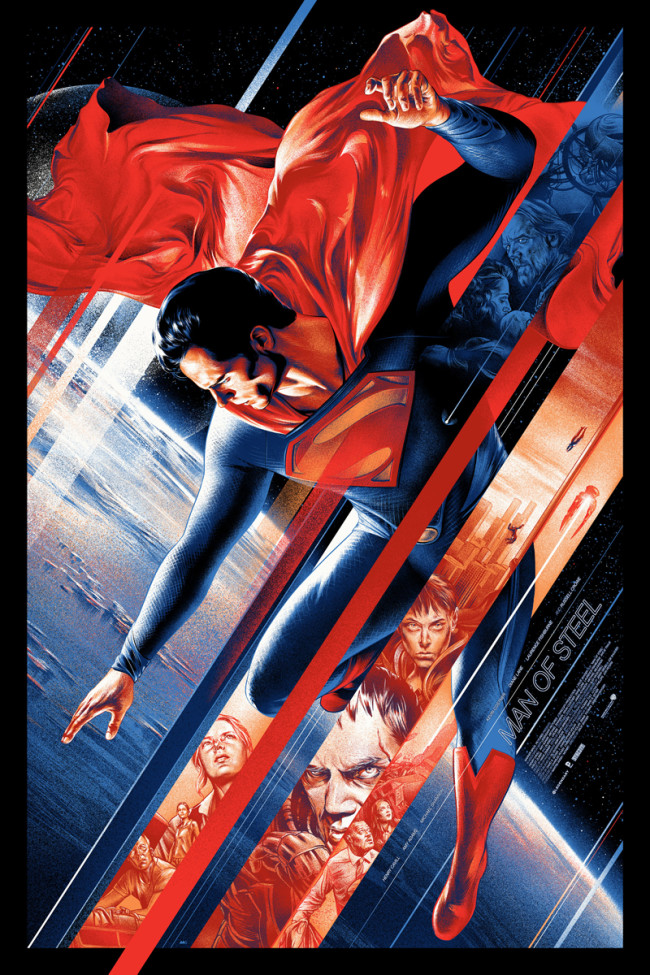 Martin Ansin's Man of Steel