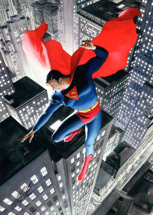 Alex Ross Original