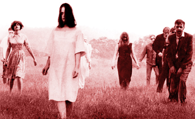 Zombies of Night of the Living Dead