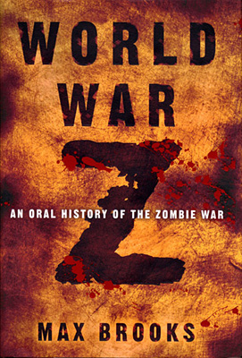 Book cover to World War Z