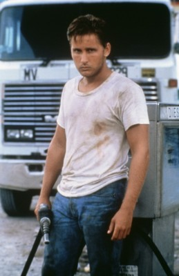Emilio Estevez in Maximum Overdrive