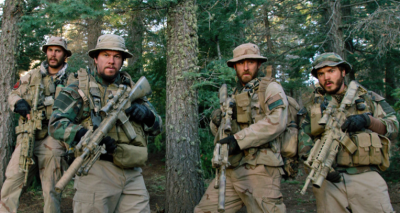The doomed SEALs of Lone Survivor