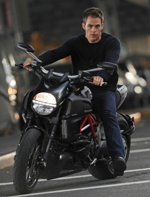 Jack Ryan, motorcycle rider and @ss kicker