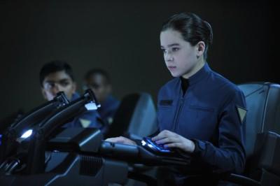 Hailee Steinfeld as Petra Arkanian