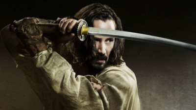 Keanu Reeves is one of the 47 Ronin