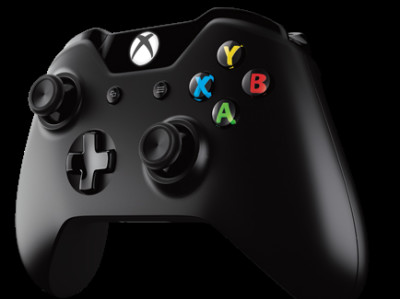 Xbox One Controller_front
