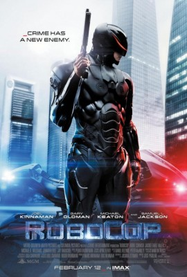 RoboCop 2014 movie poster