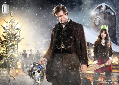 Doctor Who Christmas Special poster