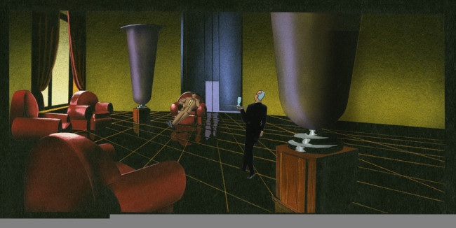 Batman Animated Preproduction 2