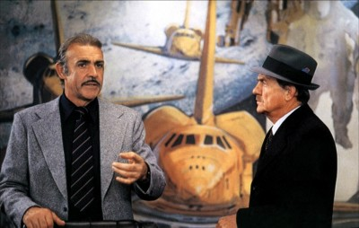 Sean Connery and Karl Malden