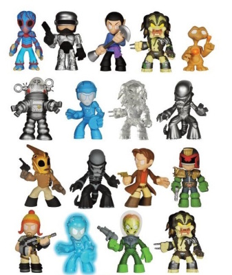 Sci Fi Mystery Minis