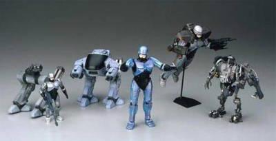 RoboCop Gashapon