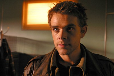 Nick Stahl as John Connor in Terminator 3