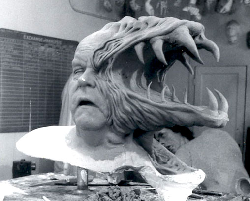 The Thing 1982 pre-production artwork