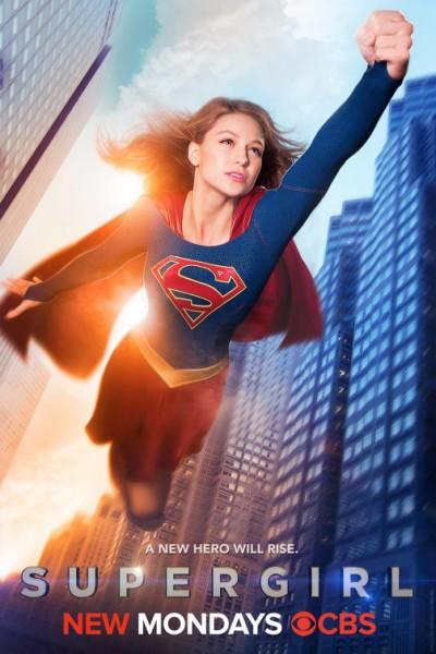 Melissa Benoist as Supergirl