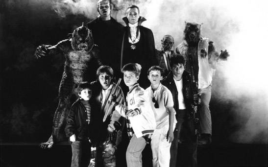 Monster Squad (1987) cast photo