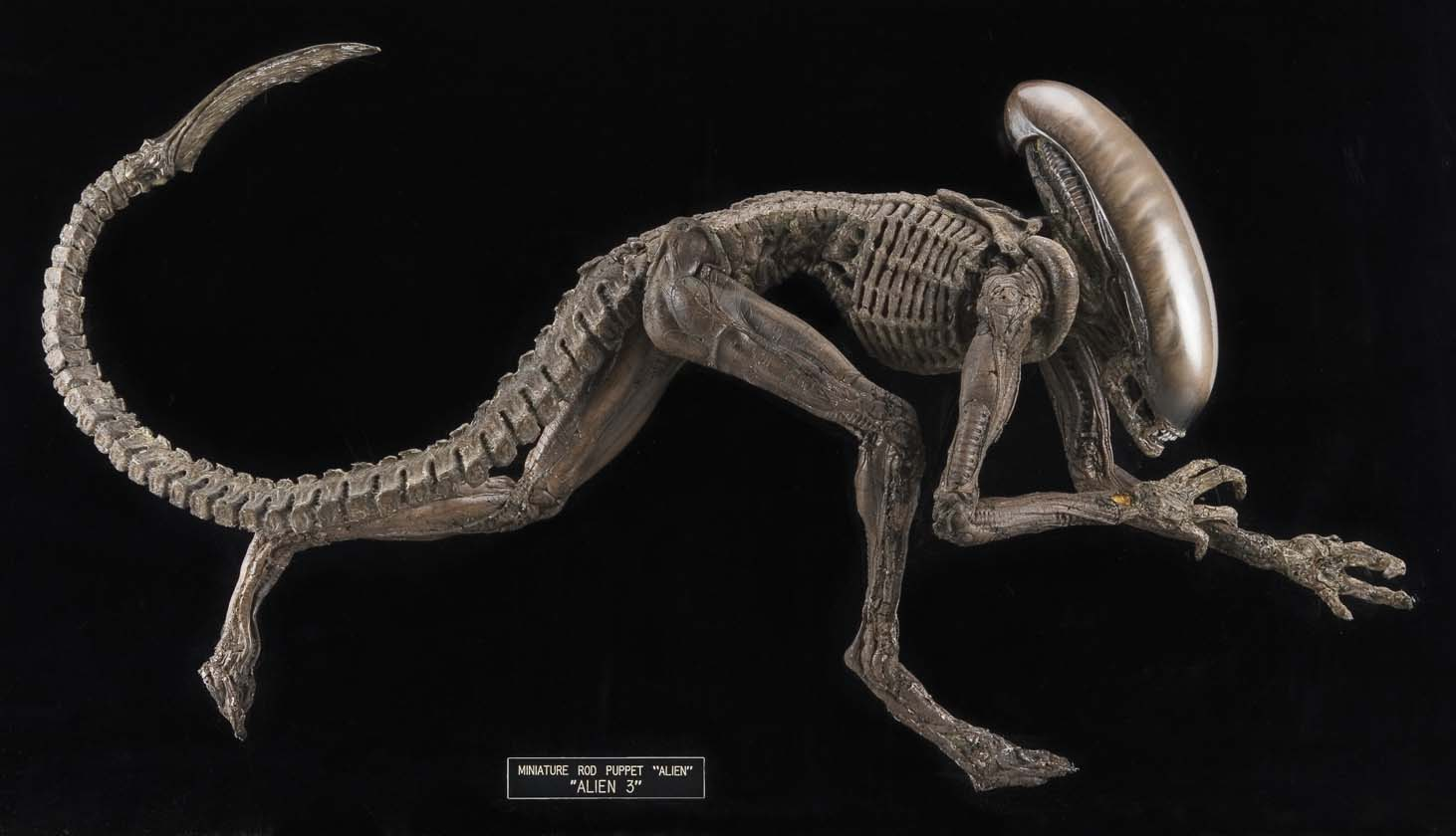 Alien 3 miniature