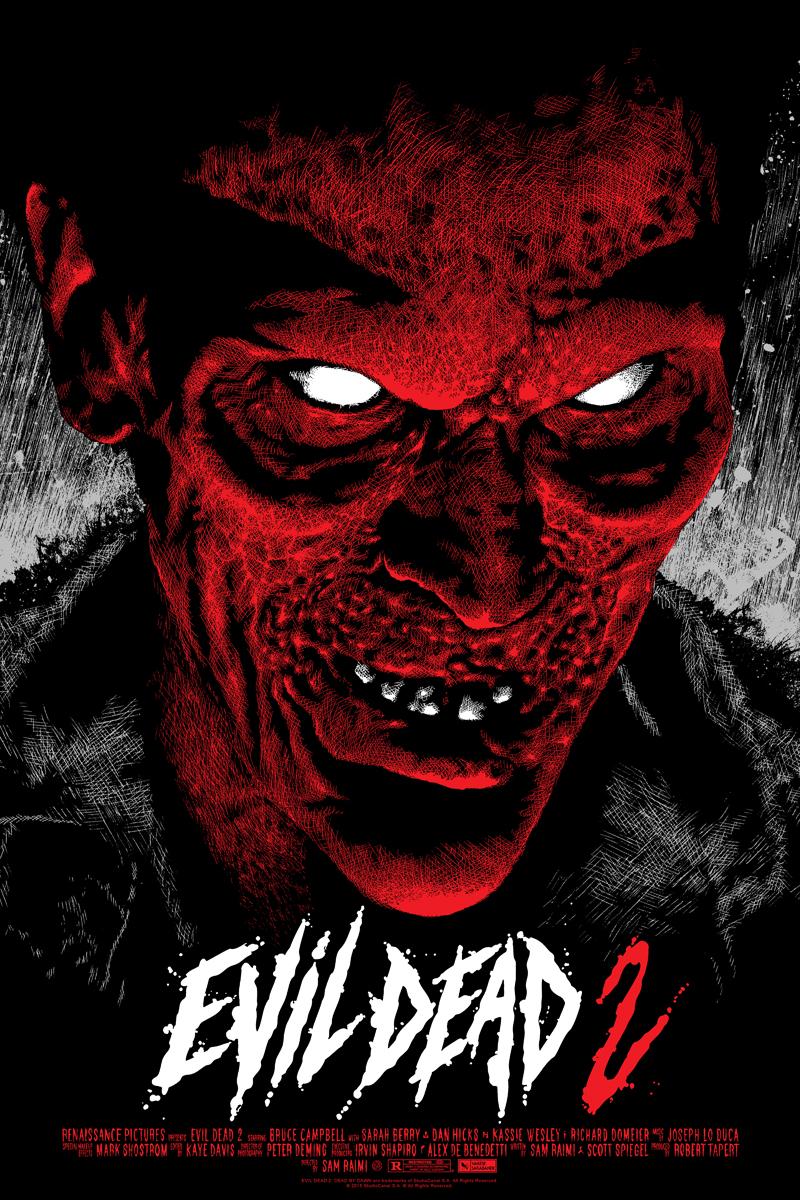 Mondo Evil Dead 2 poster