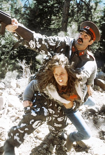 Red Dawn production photo