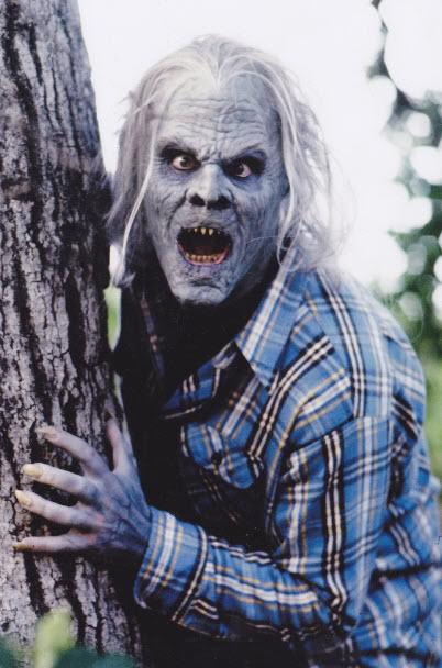 Dan Aykroyd in the Twilight Zone movie