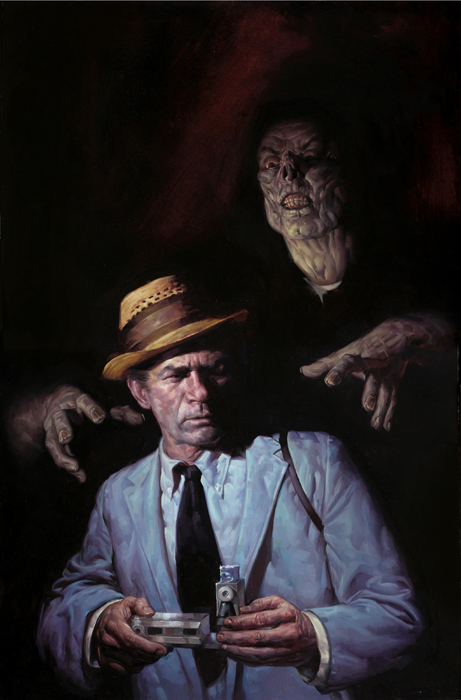 Kolchak the Night Stalker painting